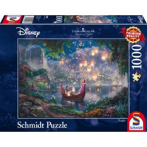 Thomas Kinkade: Disney Rapunzel