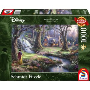 Thomas Kinkade: Disney Schneewittchen