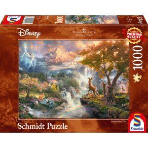 Thomas Kinkade: Disney Bambi