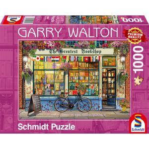 Garry Walton: Buchhandlung