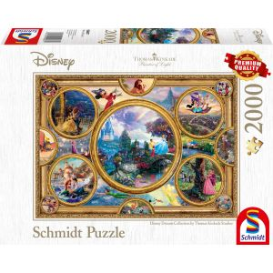 Thomas Kinkade: Disney Dreams Collection