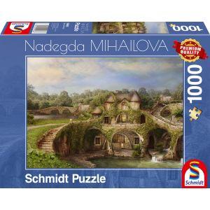 Nadegda Mihailova: Naturhaus