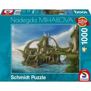 Nadegda Mihailova: Insel der Wasserfälle