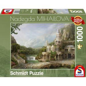 Nadegda Mihailova: Palais in den Bergen