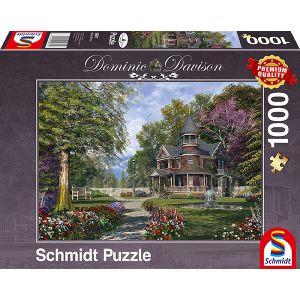 Dominic Davison - Herrenhaus mit Türmchen