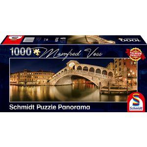 Manfred Voss - Rialto Brücke, Venedig