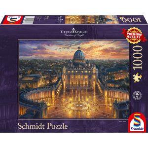 Thomas Kinkade: Vatikan
