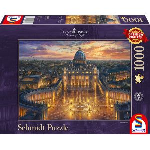 Thomas Kinkade Studios: Vatikan