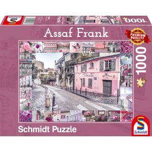 Assaf Frank: Romantische Reise
