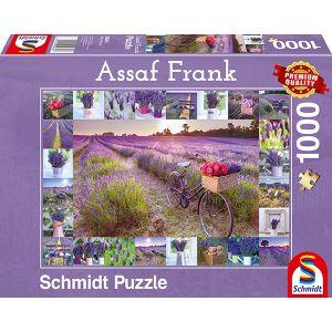 Assaf Frank: Der Duft des Lavendels