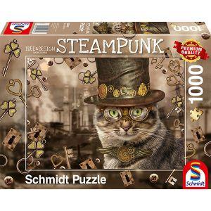 Markus Binz, Steampunk Katze