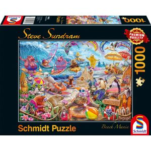 Steve Sundram: Beach Mania