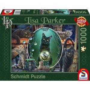 Lisa Parker: Magische Katzen