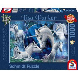 Lisa Parker: Anmutige Einhörner