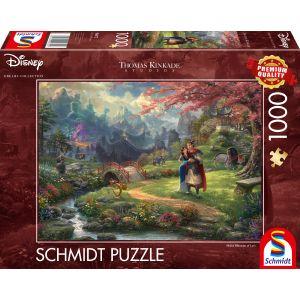 Thomas Kinkade Studios: Disney: Mulan