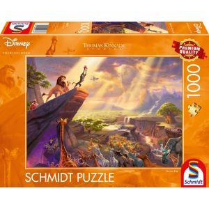 Thomas Kinkade Studios: Disney, König der Löwen