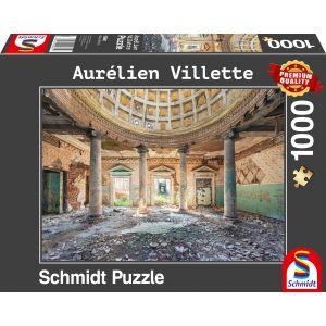 Aurélien Villete - Topophilie-Serie – Sanatorium