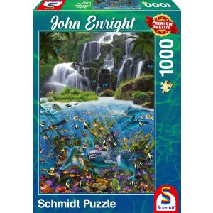 John Enright - Wasserfall