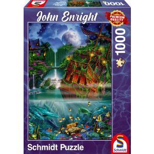 John Enright - Versunkener Schatz
