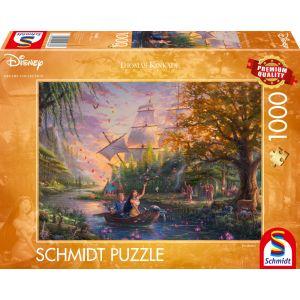 Disney Dreams Collection - Thomas Kinkade Studios - Pocahontas
