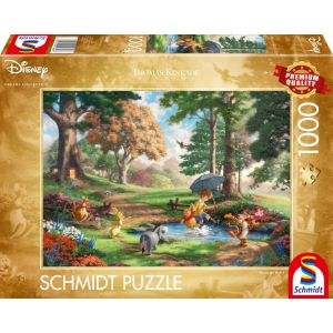 Disney Dreams Collection - Thomas Kinkade Studios - Winnie The Pooh