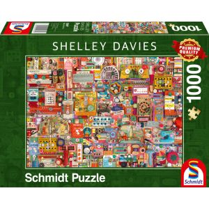Shelley Davies - Vintage Handarbeitszeug