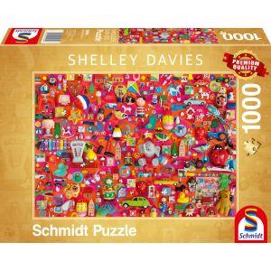 Shelley Davies - Vintage Spielzeug