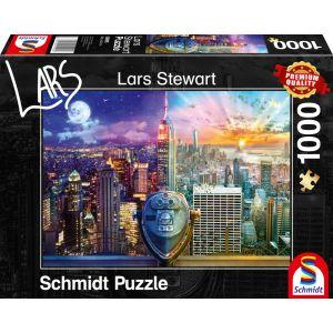 Lars Stewart - New York, Night and Day