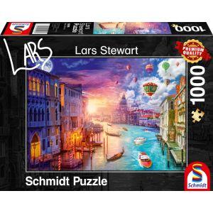 Lars Stewart - Venedig, Night and Day