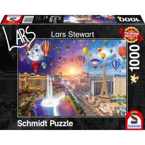 Lars Stewart - Las Vegas, Night and Day