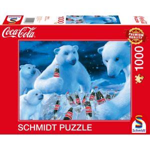 Coca Cola, Polarbären