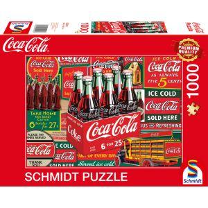 Coca Cola, Klassiker