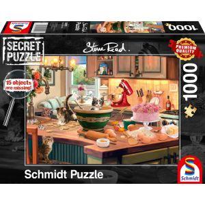 Steve Read: Am Küchentisch - Secret Puzzles