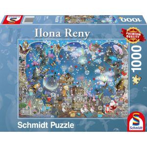 Ilona Reny - Blauer Nachthimmel