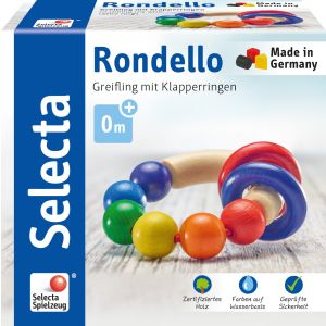 Rondello, Greifling