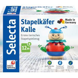 Stapelkäfer Kalle