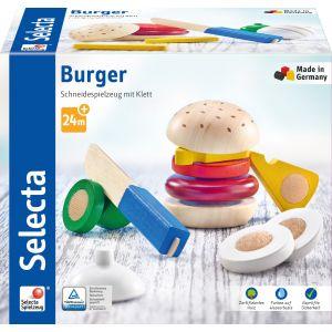 Burger , 12 Teile