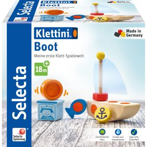 Klettini® Boot, Klett-Stapelspielzeug