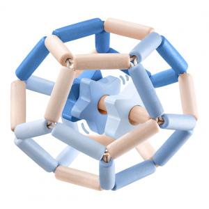Sternentanz blau, Greiflingsball, 11,5 cm