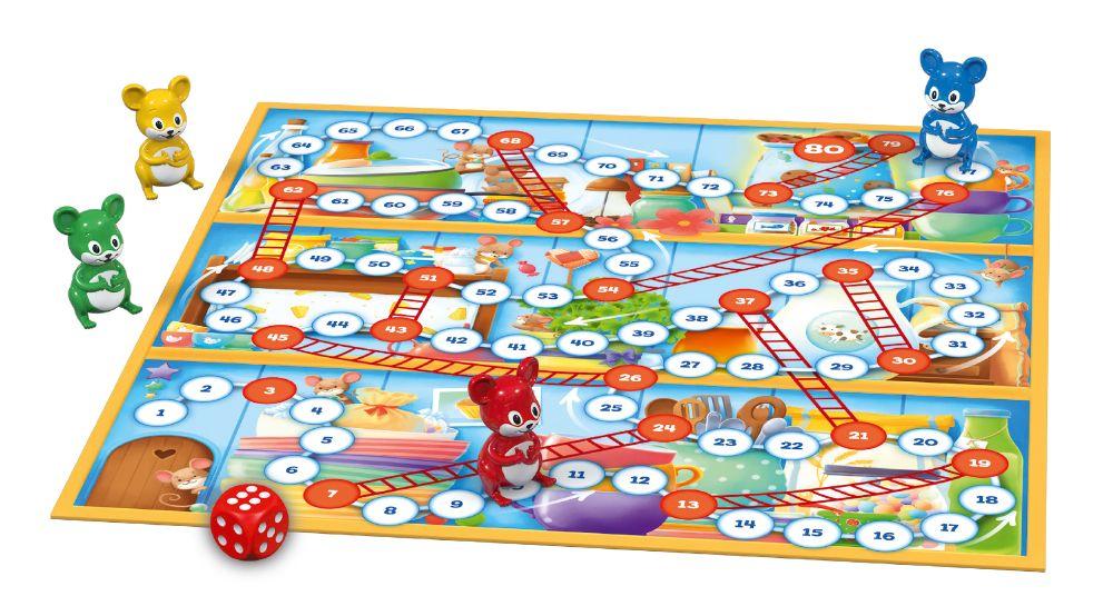Gesellschaftsspiel für Groß und Klein